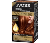 Syoss Oleo Intense Color Ammonia Free Hair Color 6-76 Warm copper
