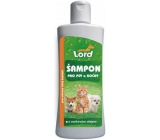 Lord Shampoo for dogs and cats with mink oil 250 ml