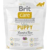 Brit Care Junior Lamb + rice super premium breed for puppies, small and medium breeds 1 kg