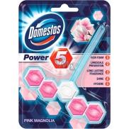 Domestos Power 5 Pink Magnolia Wc solid block 55 g