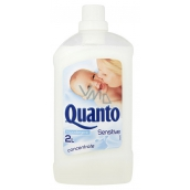 Quanto Sensitive Concentrate Softener softener and easy ironing 2 l