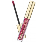 Pupa Rock & Rose Metal Matt Lip Fluid liquid metallic lipstick 002 True Ruby 3 ml