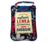 Albi Zippered bag in a handbag named Lenka 42 x 41 x 11 cm