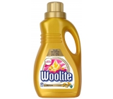 Woolite Pro-Care washing gel, softens and protects fibers in 15 doses of 0.9 l