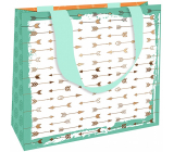 Nekupto Gift paper bag 23 x 17.5 x 10 cm Arrows 1857 LFM