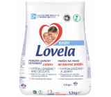 Lovela Baby Colored laundry Hypoallergenic, gentle washing powder 13 doses of 1.3 kg
