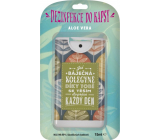 Albi Pocket disinfection with the scent of aloe vera Wonderful colleague 15 ml