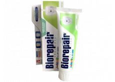 Biorepair Junior Toothpaste with menthol flavor for children 6-12 years 75 ml