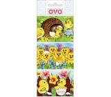 Ovo Egg foil Modern 1 package = 9 pictures (shrink shirts)