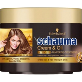 Schauma Cream & Oil Intensive Care Hair Mask 200 ml
