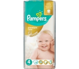 Pampers Premium Care 4 Maxi 8-14 kg diapers 52 pieces