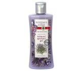 Bohemia Gifts Lavender Regenerating Cream Shower Gel 250 ml