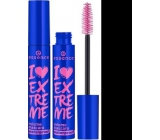 Essence I Love Extreme Volume waterproof mascara Black 12 ml