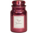 Village Candle Rain Blossom Scented candle in glass 2 wicks 602 g
