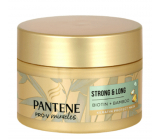 Pantene Strong & Long Bamboo and Biotin regenerating keratin mask against hair loss 160 ml