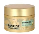 Pantene Strong & Long Bamboo and Biotin regenerating keratin mask against hair loss 160 ml