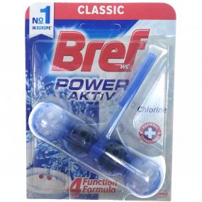 Bref Power Aktiv 4 Function Formula Chlorine WC block 50 g