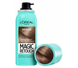 Loreal Magic Magic Retouch Hair Corrector Gray & Growth 03 Brown 75 ml