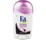 Fa Invisible Sensitive antiperspirant deodorant stick pro ženy 50 ml
