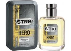 Str8 Hero voda po holení 100 ml