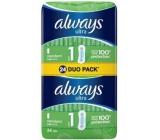 ALWAYS Ultra Standart 24pcs Duo Pack