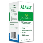 Alavis Sanicell veterinary product for dogs and cats to strengthen immunity, liver regeneration and to support the treatment of tumors 60 tablets