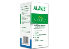 Alavis Sanicell for dogs and cats For liver regeneration, immune support and tumor support 60 tablets