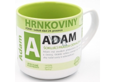 Do not Buy Pot Mug with the name Adam 0.4 liters