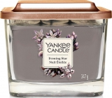 Yankee Candle Evening Star - Evening Star soya scented candle Elevation medium glass 3 wicks 347 g