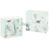 Montblanc Lady Emblem L Eau Eau de Toilette 50 ml + Body Lotion 100 ml, gift set