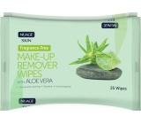 Nuagé Skin Aloe Vera moisturizing facial wipes 25 pieces