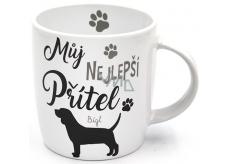 Nekupto Hafani ceramic mug Beagle 300 ml