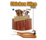 Magnum Chicken strips soft natural meat delicacy for dogs 250 g