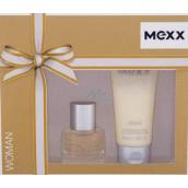 Mexx Woman eau de toilette for women 20 ml + body lotion 50 ml, gift set 2020