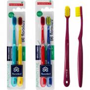 Floradent Brillant Soft soft toothbrush 2 pieces