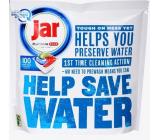 Jar Platinum Plus Cool Blue Quick capsules for dishwasher 100 pieces