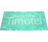 Timotei Towel small light turquoise 35 x 35 cm 1 piece