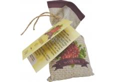 Bohemia Gifts & Cosmetics Wine Spa Wine cosmetics bath salt in canvas bag 150 g