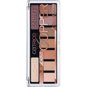 Catrice The Precious Copper Eyeshadow Palette 010 Metallux 10 g