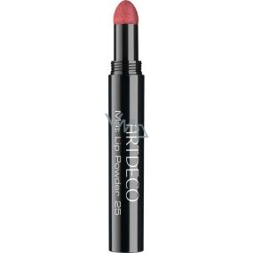 Artdeco Mat Lip Powder 25 Lovely Blossom 4 g