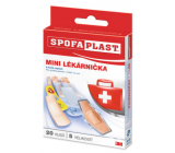 3M Spofaplast Mini first aid kit 5 types of patches 20 pieces