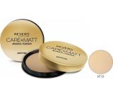Revers Care & Matt Compact Powder compact powder 01, 8 g