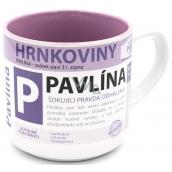 Nekupto Pots A mug named Pavlína 0.4 liters