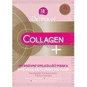 Dermacol Collagen Plus Intensive Rejuvenating Face Mask intensive rejuvenating mask 2 x 8 ml