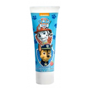 Paw Patrol Paw Patrol Strawberry Toothpaste for Children 75 ml
