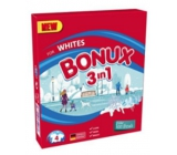Bonux White Polar Ice Fresh 3in1 washing powder for white linen 4 doses of 300 g