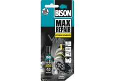 Bison Max Repair extremely strong and flexible adhesive for all types of gluing and repairs 8 g