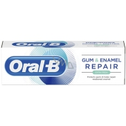 Oral-B Gum & Enamel Repair Extra Fresh universal toothpaste, properties: enamel protection and protection against tooth decay 75 ml