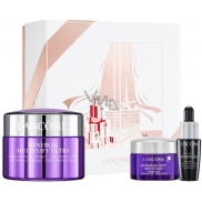 Lancome Rénergie Multi-Lift Ultra Firming and Lifting Day Cream Against Wrinkle 50 ml + Night Cream 15 ml, Advanced Génifique Serum 7 ml, cosmetic set
