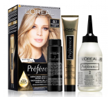Loreal Paris Préférence hair color 8.1 Copenhaguen Light ash blonde